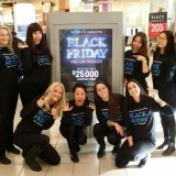 Brand Ambassador Team Dynamics for Black Friday in Vancouver