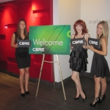 Corporate Events and Conferences for CBRE 2010-2014