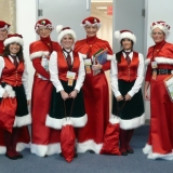 Festive Promotions with Events Staff - 1