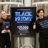 Black Friday Marketing Promotion with Brand Ambassadors