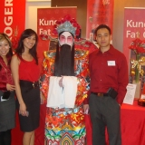 Tigris Multicultural Promotional Staff for Rogers at Dragon Ball Toronto