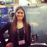 Tigris Multicultural Promotional Staff for Junpa Dejandalucia at PDAC in Toronto