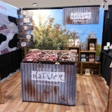 Taste of Nature's Trade Show Displays at the National Women's Show 2014