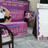 Toronto Star and Wonderlist's Trade Show Displays