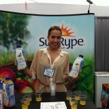 Trade Show Services for Sun-Rype at Grocery Showcase West Vancouver 2009