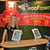 Trade Show Services for Wooftown at Woofstock Toronto 2012
