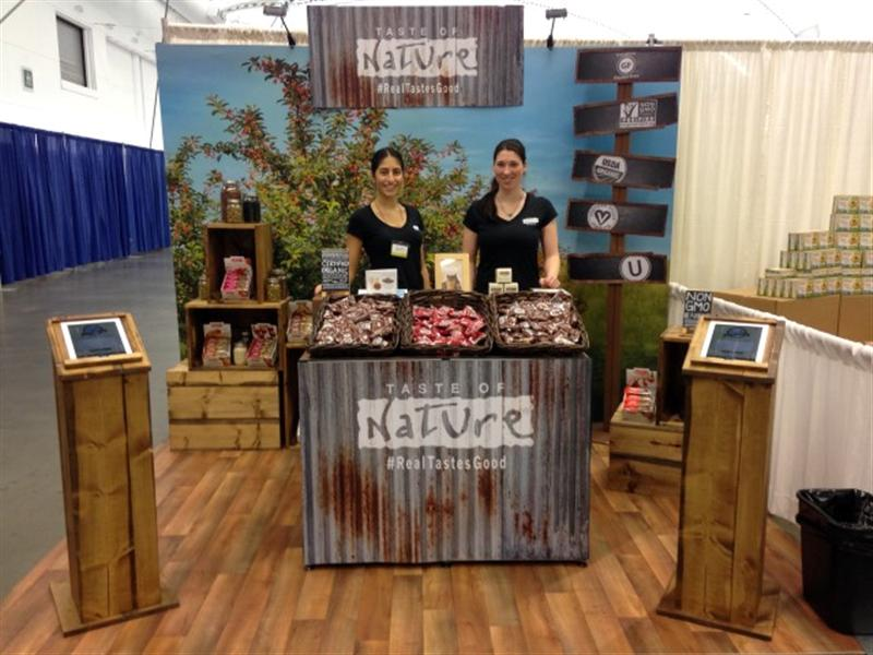 Brand Ambassadors To Hire for Product Sampling with Taste of Nature