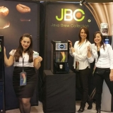 Brand Ambassadors To Hire for Java Brew at the Business Franchise Show