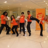 Brand Ambassadors Toronto promoting Emergen-C