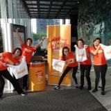 Brand Ambassadors Vancouver promoting Emergen-C