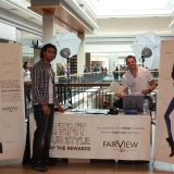 Executing an Event Marketing Campaign for Cadillac Fairview in 2010