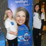 Experiential Marketing Toronto for the Crest White Strips Test!