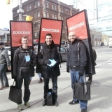 Experiential Marketing Toronto Zoocasa Promotion
