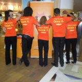 Experiential Marketing Toronto Campaign for Emergen-C