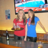 Promo Models Toronto Sampling Labatt at the Village Inn