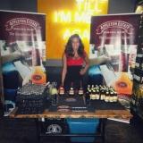 Promotional Modeling Agencies in Toronto supporting Appleton Rum Sampling