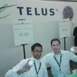 Top Toronto Event Staffing Agencies Host Special Event for Telus