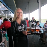 Bud Crown Sampling at Woodbine Race Track