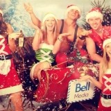 Toronto Promotional Modeling Agencies Hosting for Bell Media BES Party 2014