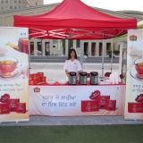 Toronto Event Marketing for Red Label Tea