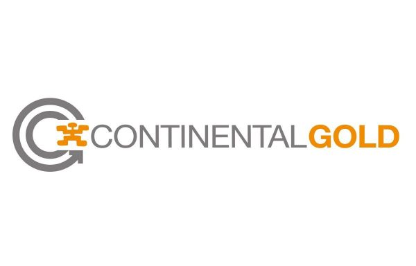 Continental Gold - logo