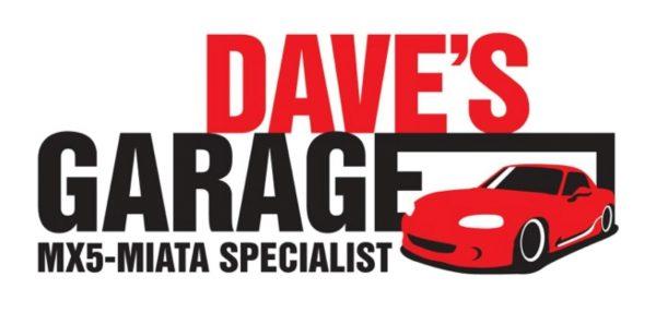 Dave's Garage - Logo