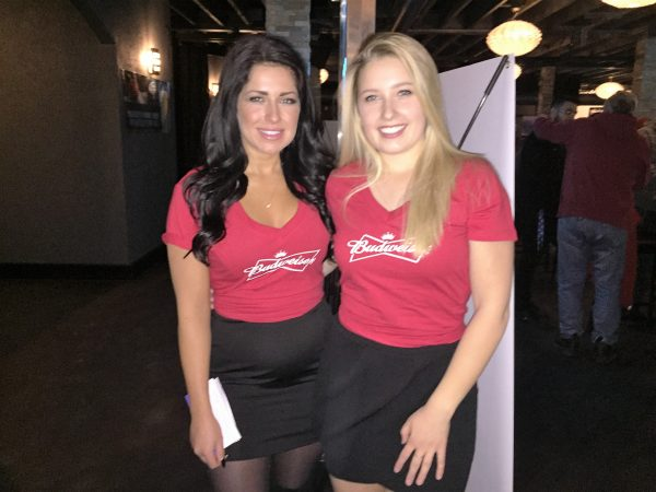 Promotional Models Labatt