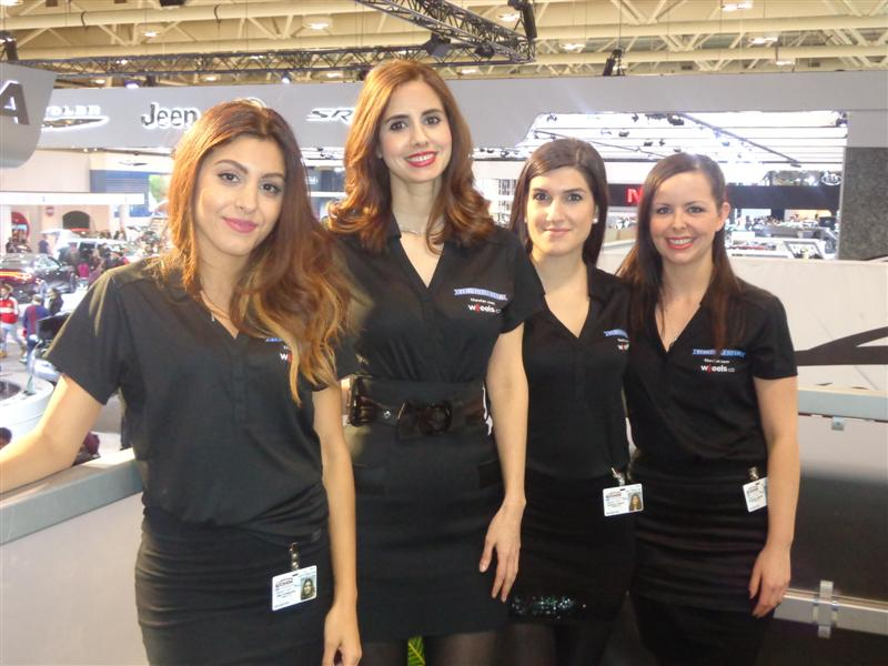 Car Show Nyc >> Gorgeous Promo Models Get Big Results For Toronto Star