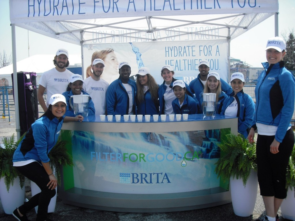 brita marketing Drinking water filtering company, brita, is using salesatwork's field marketing management technology to streamline its field marketing activities and improve collaboration with external.
