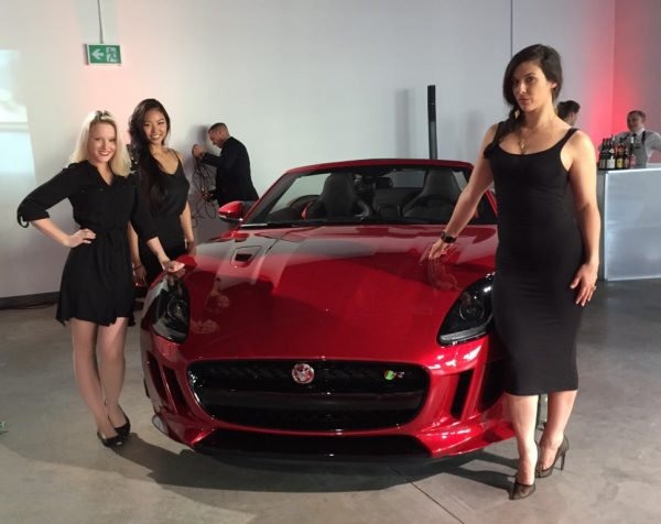 Luxury Car Events Vancouver