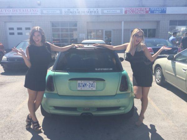 Car Show Promo Models