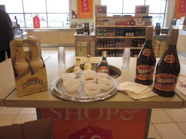 Alcohol Sampling Promo Models (1)