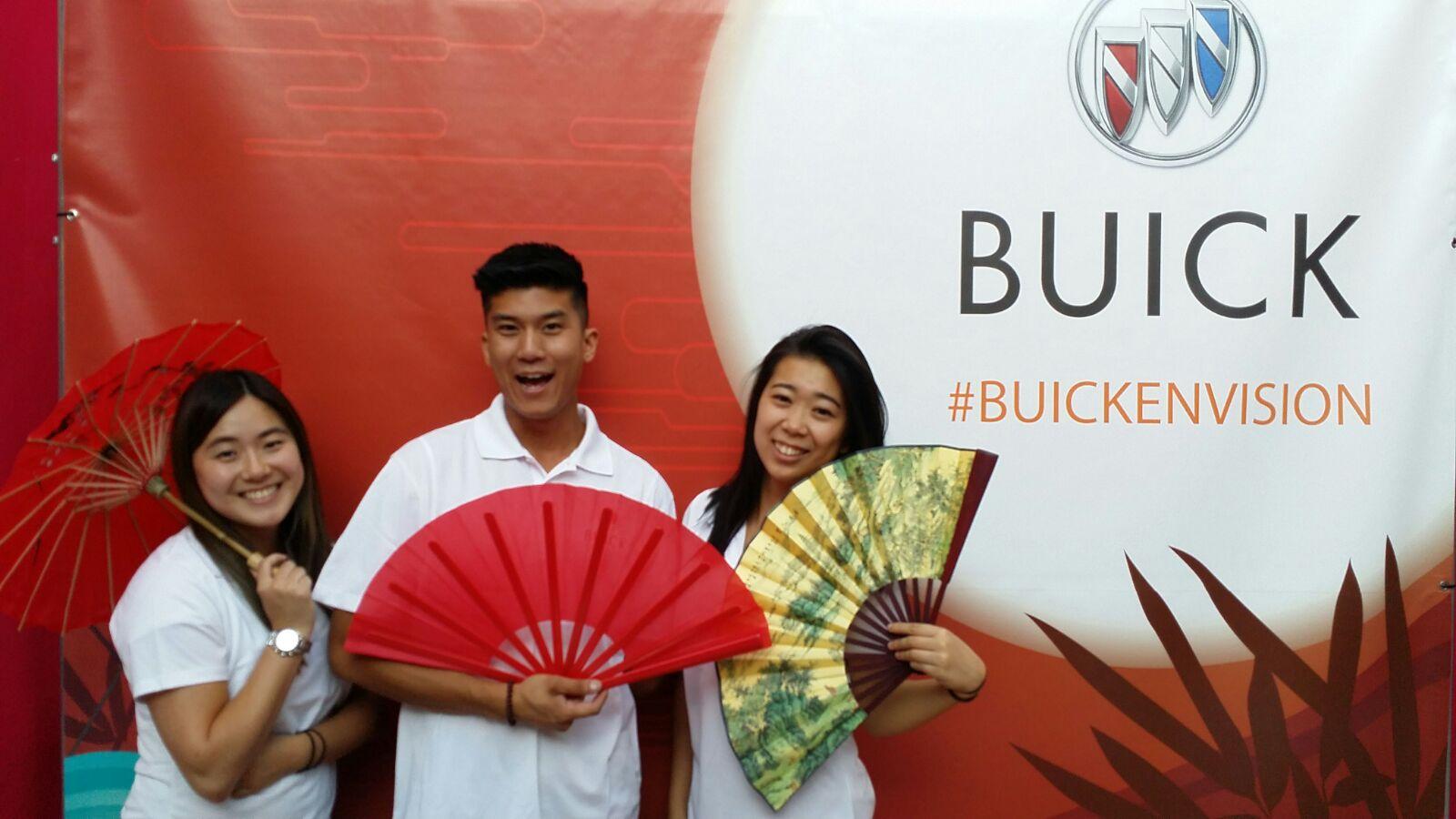 Cantonese Brand Ambassadors