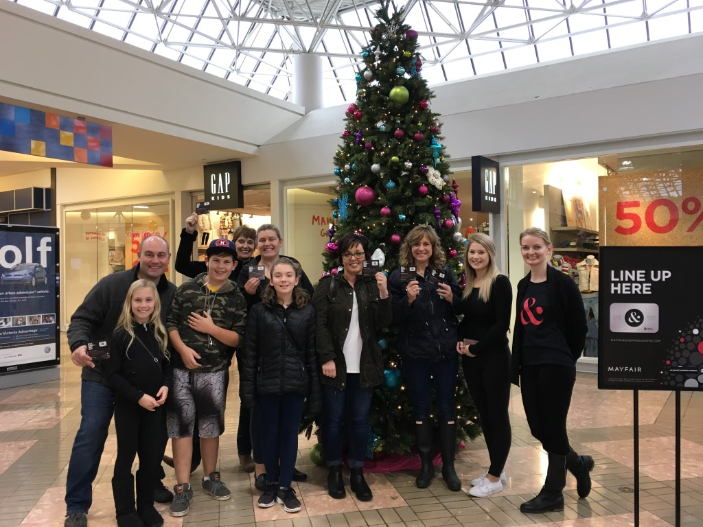 Black Friday Mall Promotion