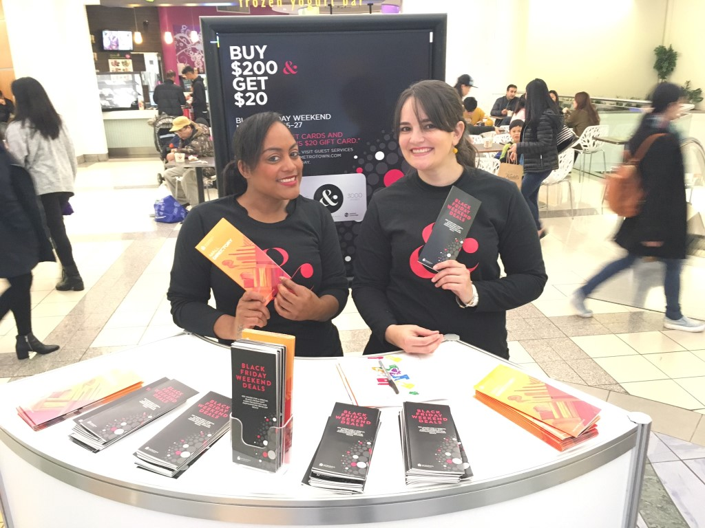 Vancouver Mall Promotion