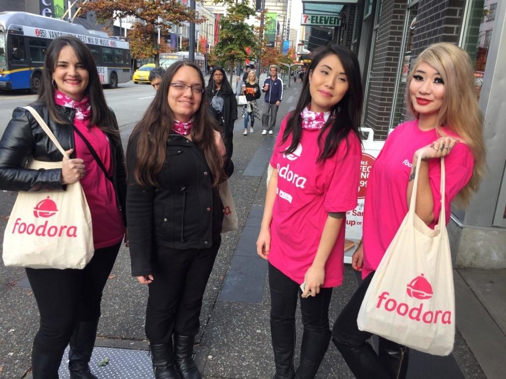 Vancouver Street Team
