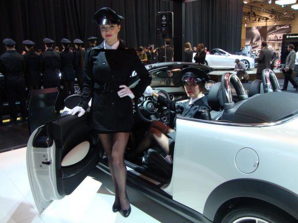 Auto Show Brand Ambassadors