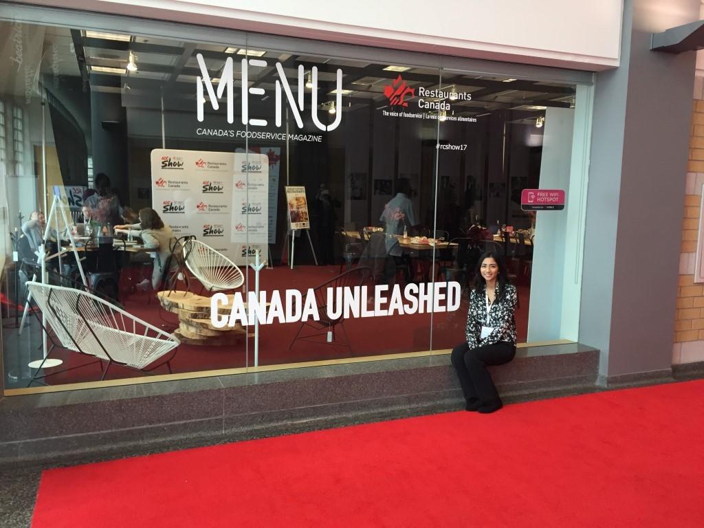 Toronto Canada Trade Show Staff