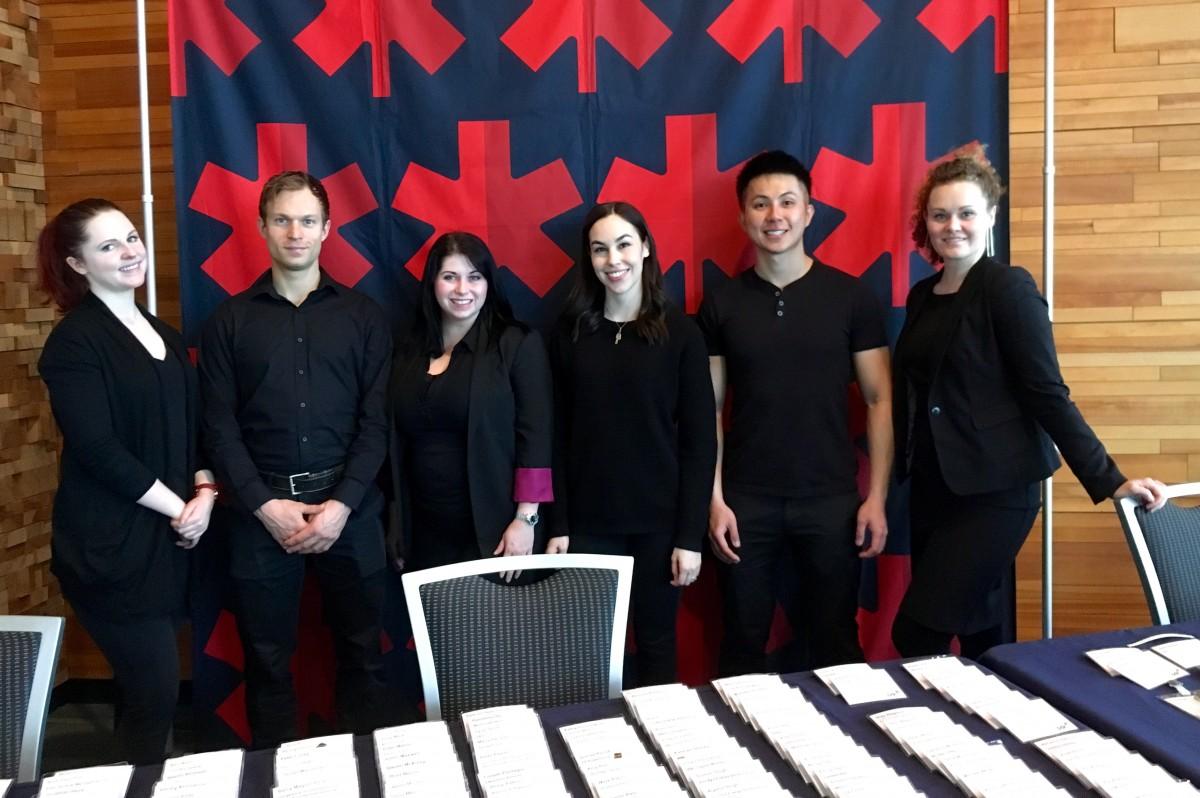 Vancouver Registration Staff