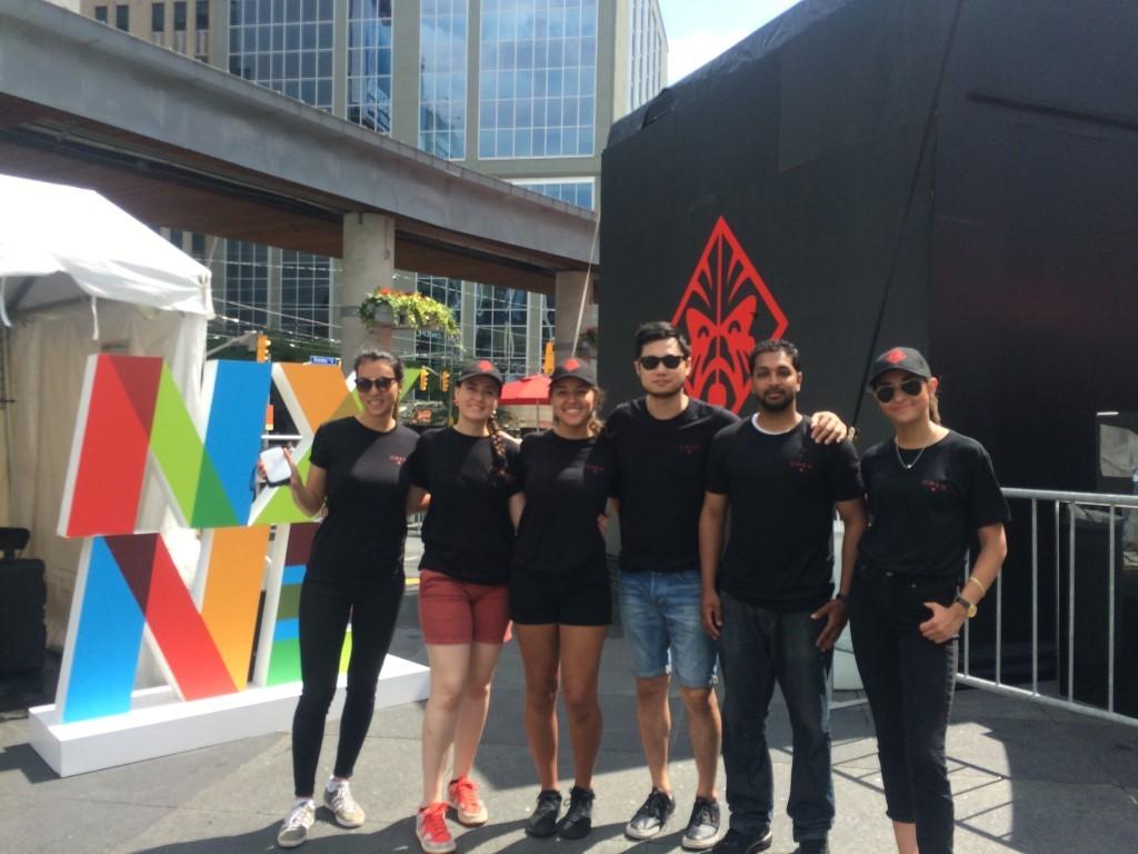 outdoor events Toronto