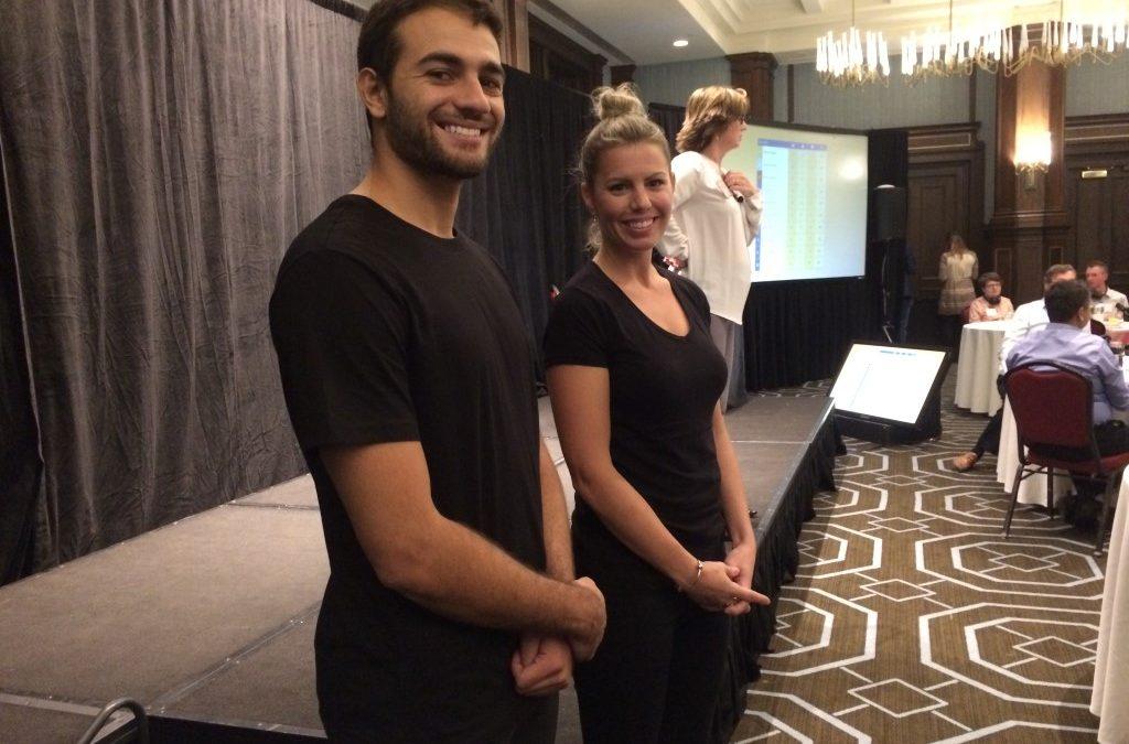 Quebec City Event Staffing