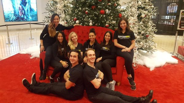 Experiential Holiday Event