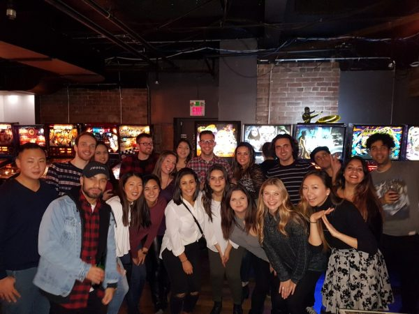 tigris team holiday party