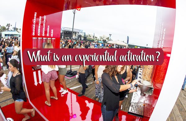 experiential activation