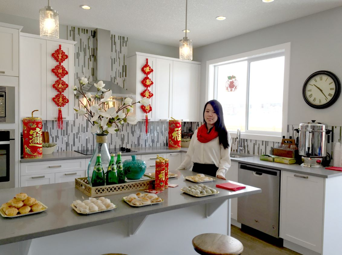 Chinese New Year Event Planning with Home Developers
