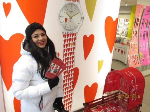 Valentine Promotion