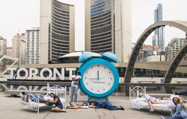 experiential marketing agencies Toronto