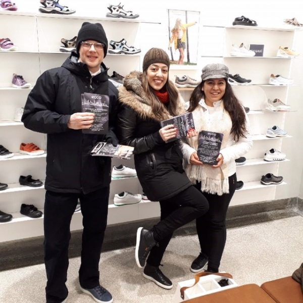 Montreal brand ambassadors