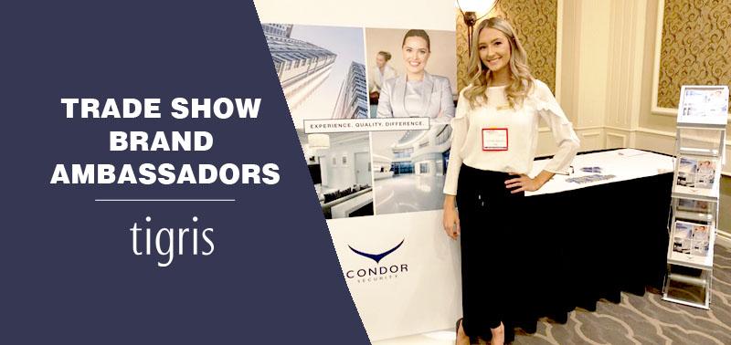 Trade Show Brand Ambassadors