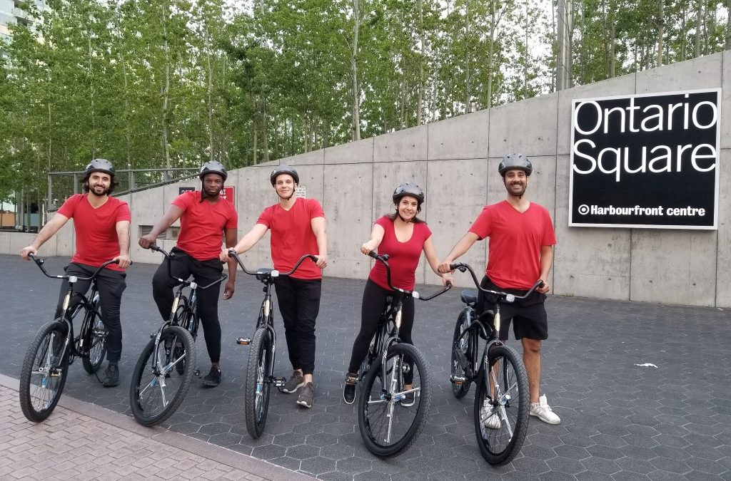 Bicycle Street Promo